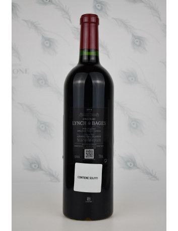 CHATEAU LYNCH BAGES 2014...