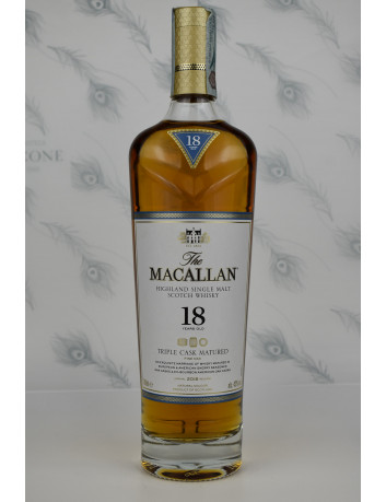 WHISKY THE MACALLAN 18Y...