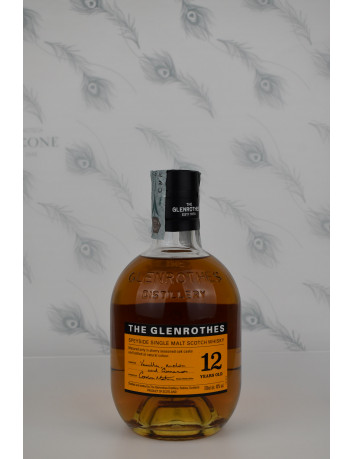 WHISKY THE GLENROTHES 12Y
